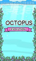 octopus evolution: clicker