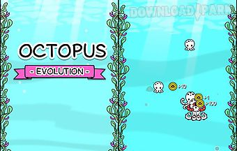 Octopus evolution: clicker