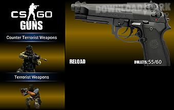 Cs: global offensive guns