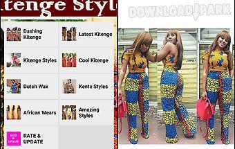 Kitenge fashions & designs
