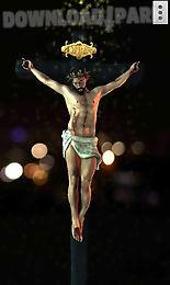 3d jesus christ live wallpaper