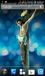 3d jesus christ live wallpaper