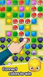 jelly splash - line match 3