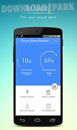 phone speed booster