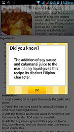 Pinoy foods recipe book android app free download in apk pinoy foods recipe book pinoy foods recipe book forumfinder Images
