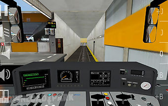 Subway simulator prague metro