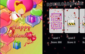 happy valentine cupid candy bon..