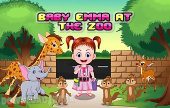 Baby emma at the zoo