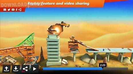 bridge constructor stunts special
