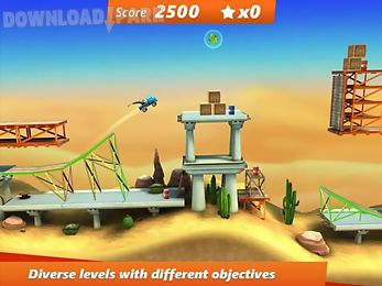 bridge constructor stunts special