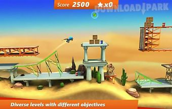 Bridge constructor stunts specia..