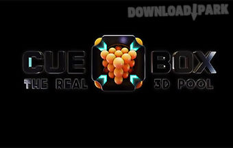 Cue box: the real 3d pool