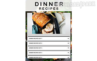 Dinner recipes 2