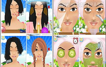 Fairy salon lite - girls games