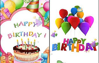 Happy Birthday Live Wallpaper Android Free Download