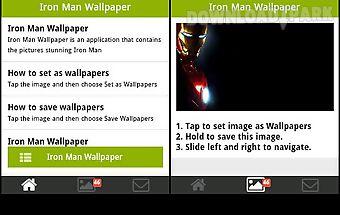 Iron man wallpaper amazing