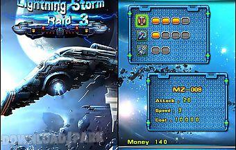 Lightning storm raid 3