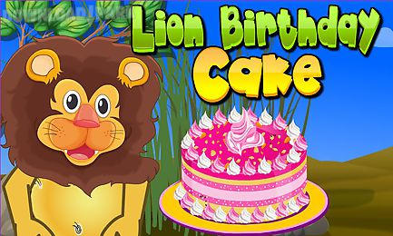 Marvelous Lion Birthday Cooking Game Android Game Free Download In Apk Funny Birthday Cards Online Eattedamsfinfo