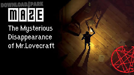 maze: the mysterious disappearance of mr. lovecraft