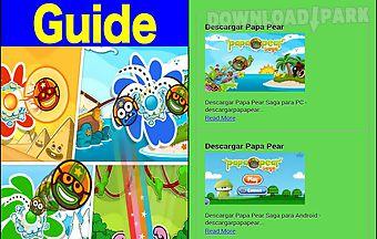 Papa pear saga gameplay guide