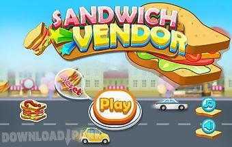 Sandwichvendor
