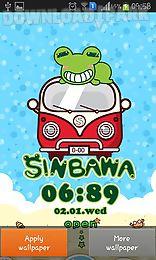 sinbawa to the beach