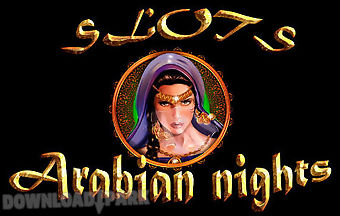 Slots: arabian nights