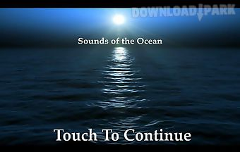Sounds of the ocean deluxe