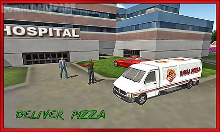 truck pizza delivery 2016