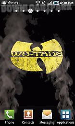 wu tang live wallpaper