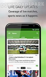 Besoccer - soccer live score Android App free download in Apk