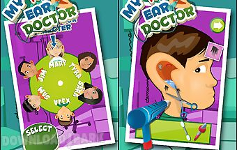 Ear doctor - kids games
