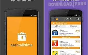 Earn talktime -recharge & more