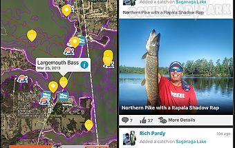 Fishidy: local fishing reports