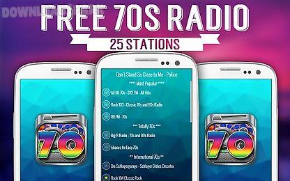 free 70s radio