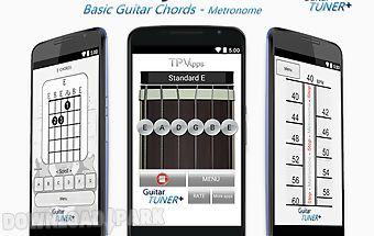 Guitar tunings plus