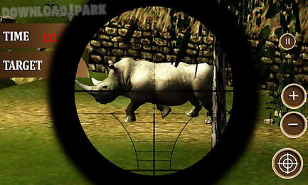 hunting jungle animals 2