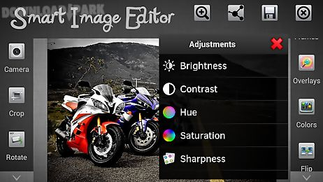 image editor, photo art