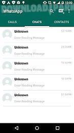 lock for whatsapp (whatslock)