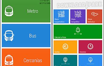 Madrid metro|bus|cercanias