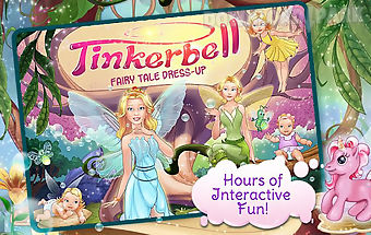Tinkerbell dress up & story