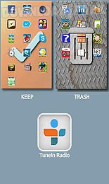 too many apps - cleaner