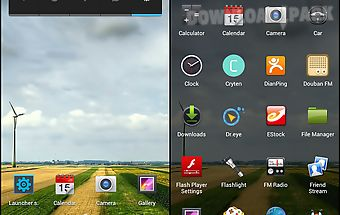 Holo launcher for froyo