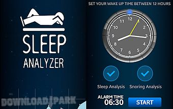 Sleep analyzer
