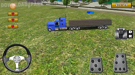 18 wheeler truck simulator