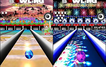 3d bowling battle joker games fr..