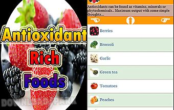 Antioxidant foods rich