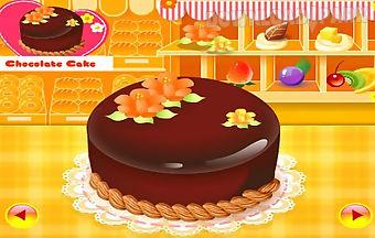 Baby cake chef