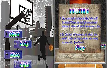 Basketball shoot ii