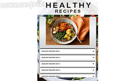 Healthy recipes 2 android app free download in apk free apk files recipes apps forumfinder